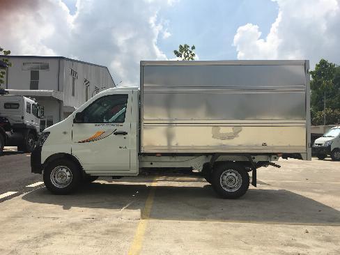 BÁN: Chỉ 76 triệu sở hữu ngay xe tải nhẹ máy xăng TOWNER 990 - 2019