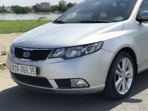 Bán Kia Cerato HB 1.6AT màu ghi bạc số tự động nhập Hàn Quốc 2012 đi 45000km 5