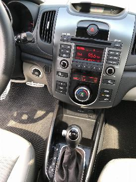 Bán Kia Cerato HB 1.6AT màu ghi bạc số tự động nhập Hàn Quốc 2012 đi 45000km 10