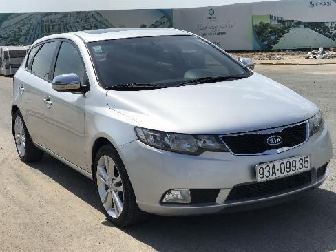 Bán Kia Cerato HB 1.6AT màu ghi bạc số tự động nhập Hàn Quốc 2012 đi 45000km 9