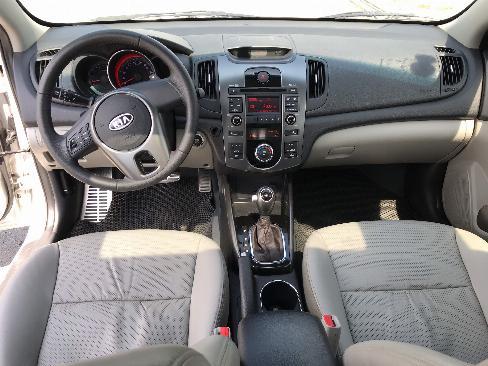 Bán Kia Cerato HB 1.6AT màu ghi bạc số tự động nhập Hàn Quốc 2012 đi 45000km 8