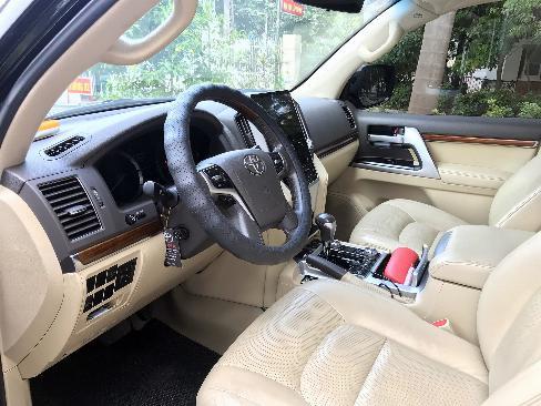 Bán Toyota Land Cruiser VX 4.6 2016 cũ Hà Nội