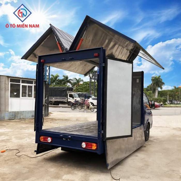 Xe tải HYUNDAI PORTER thùng kín Cánh Dơi tải 1.5 tấn - Trả Góp 4