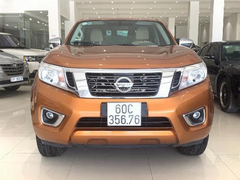 Bán xe Nissan Navara EL máy dầu 2017