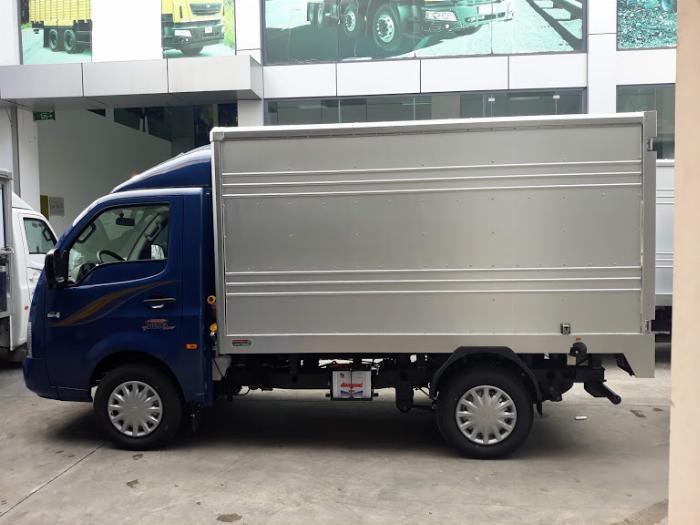 Bán xe Tata 1.2 tấn, tiêu thụ 5l/100km, điêu hòa 2 chiều. 2