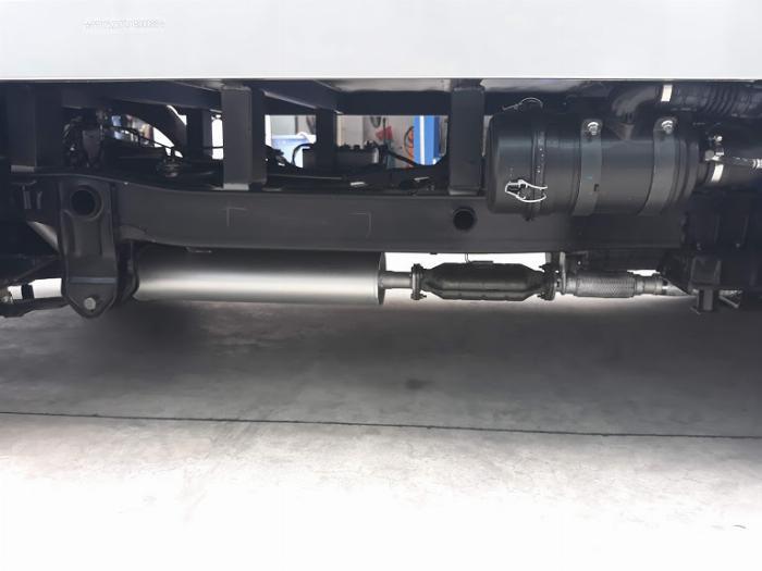 Bán xe Tata 1.2 tấn, tiêu thụ 5l/100km, điêu hòa 2 chiều. 3