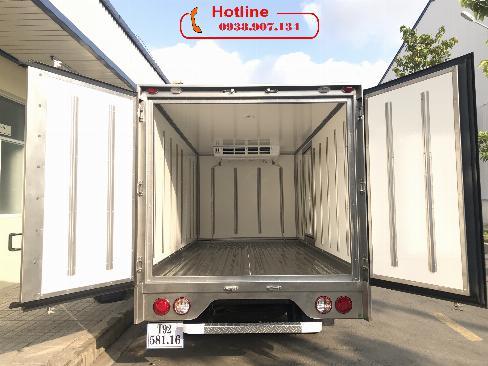 Xe Tải ĐÔNG LẠNH KIA K250 Tải Trọng 1490/1990 - Xe tải đông lạnh - Đ/cơ HYUNDAI - Trả Góp Tp.HCM- LH: 0938.907.134 6