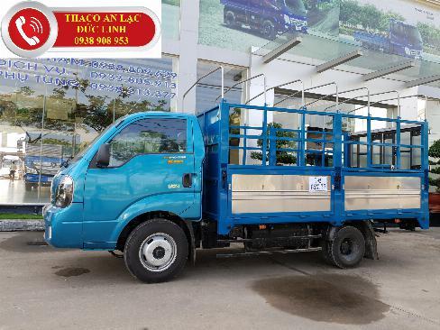 Xe tải K250 đời 2019 động cơ Hyundai Hàn Quốc tải trọng 2,49 tấn.