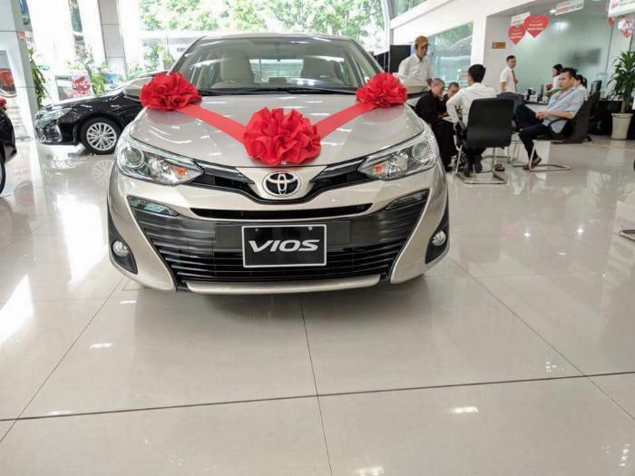Bán xe Toyota Vios 2019 trả góp tại hải dương.Gọi ngay 0976394666 1