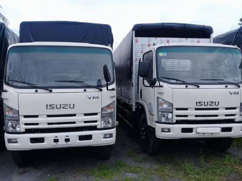 Giá xe tải Isuzu 8 tấn 2 cập nhật mới nhất trên Xe MuaBanNhanh
