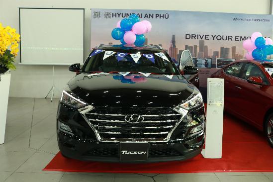 Hyundai Tucson 2019 Tiêu Chuẩn giá tốt, Hyundai An Phú, Hyundai Tucson, Tucson 2019, Xe Hyundai