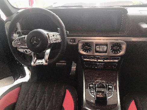 Bán Mercedes Benz G63 AMG Edition One sản xuất 2019,nhập Mỹ,xe giao ngay 8
