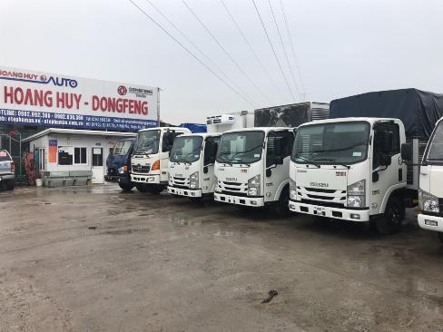 Mua bán xe tải Isuzu 8t2 giá tốt, nhiều ưu đãi khuyến mãi trên Xe MuaBanNhanh