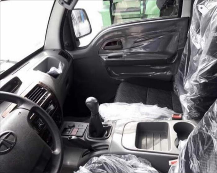 Bán xe Tata 1.2 tấn, tiêu thụ 5l/100km, điêu hòa 2 chiều. 4