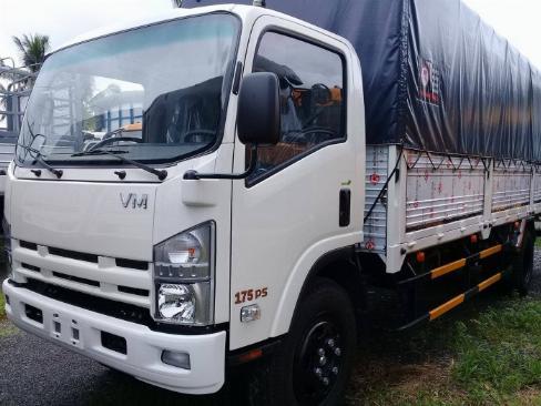 So sánh xe Isuzu Vĩnh Phát 8t2 với các xe cùng tải trọng