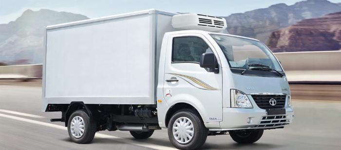 Bán xe Tata 1.2 tấn, tiêu thụ 5l/100km, điêu hòa 2 chiều. 7