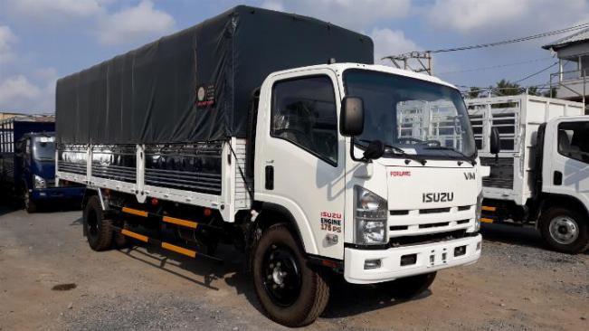 Thông số kỹ thuật xe tải isuzu 8 tấn 2