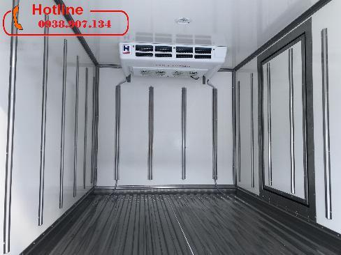 Xe Tải ĐÔNG LẠNH KIA K250 Tải Trọng 1490/1990 - Xe tải đông lạnh - Đ/cơ HYUNDAI - Trả Góp Tp.HCM- LH: 0938.907.134 5