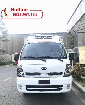 Xe Tải ĐÔNG LẠNH KIA K250 Tải Trọng 1490/1990 - Xe tải đông lạnh - Đ/cơ HYUNDAI - Trả Góp Tp.HCM- LH: 0938.907.134 2