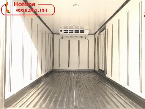Xe Tải ĐÔNG LẠNH KIA K250 Tải Trọng 1490/1990 - Xe tải đông lạnh - Đ/cơ HYUNDAI - Trả Góp Tp.HCM- LH: 0938.907.134 7