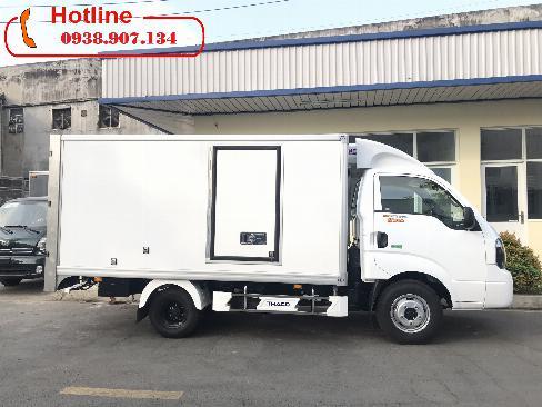 Xe Tải ĐÔNG LẠNH KIA K250 Tải Trọng 1490/1990 - Xe tải đông lạnh - Đ/cơ HYUNDAI - Trả Góp Tp.HCM- LH: 0938.907.134 4