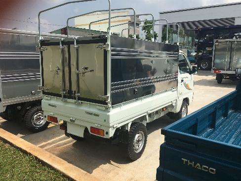 Towner 800 Thay thế cho các loại xe ba gác. Chỉ 61 Triệu Sở hữu ngay.