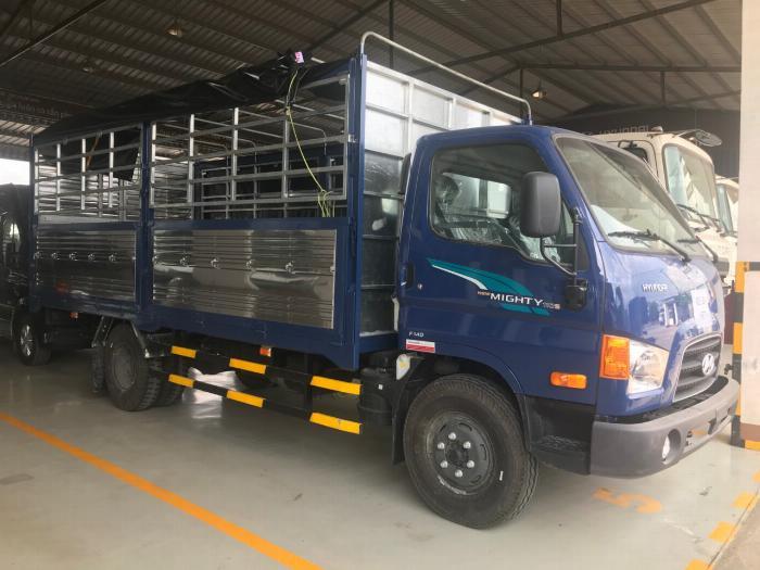 So sánh Hyundai 75S và các dòng xe tải cùng tải trọng