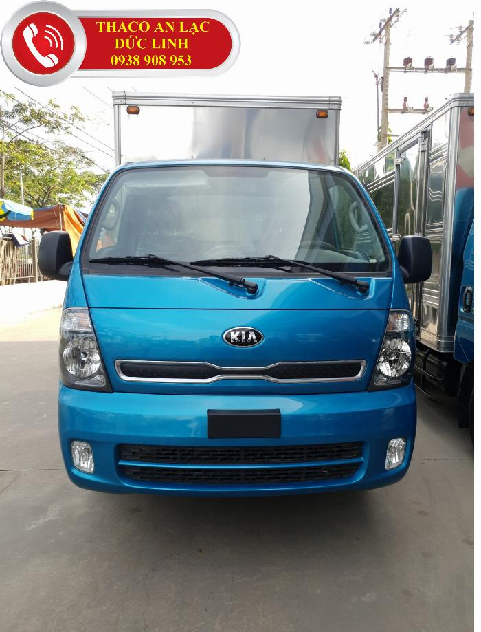 Bán xe tải Thaco Kia K200 2019. Tải trọng 1,9 tấn , động cơ Hyundai (Hàn Quốc), giá 335 triệu. 3