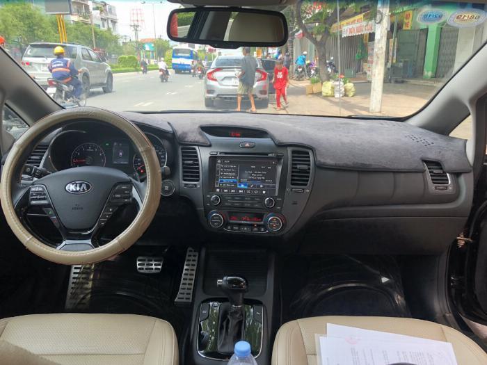 Bán Kia Cerato 1.6AT màu đen VIP số tự động sản xuất 2017 đi 30.000km 11