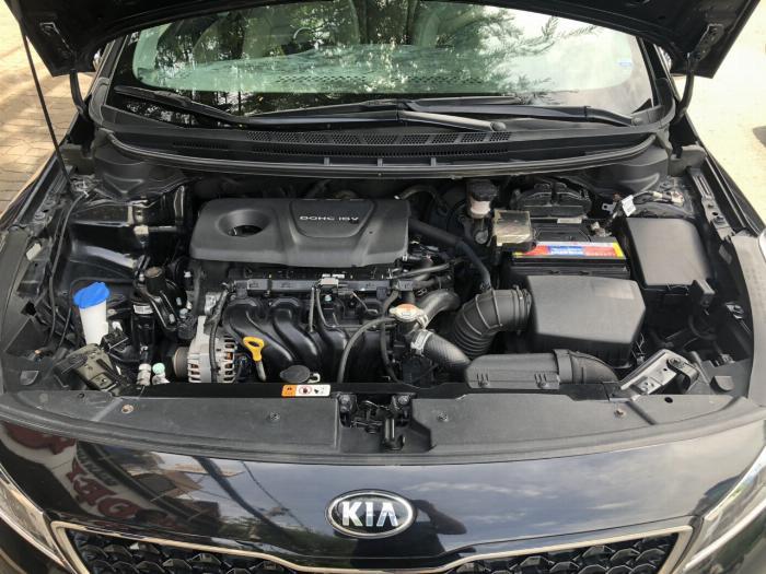 Bán Kia Cerato 1.6AT màu đen VIP số tự động sản xuất 2017 đi 30.000km 7