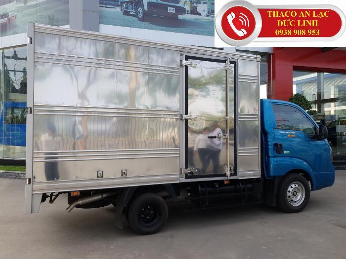 Bán xe tải Thaco Kia K200 2019. Tải trọng 1,9 tấn , động cơ Hyundai (Hàn Quốc), giá 335 triệu. 2