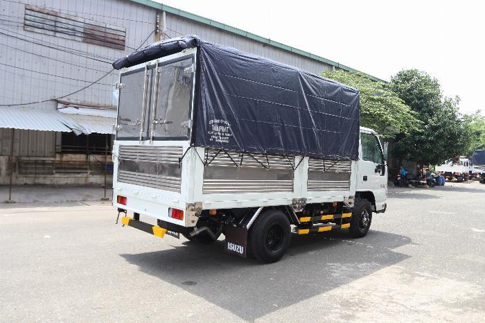 Xe tải isuzu 1T4 - 1T9 - 2T3, hỗ trợ trả góp 80-90%