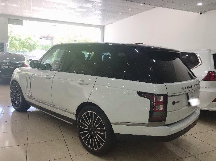 Bán LandRover Range Rover HSE đăng Ký 2015, nhập Mỹ,LH :0906223838