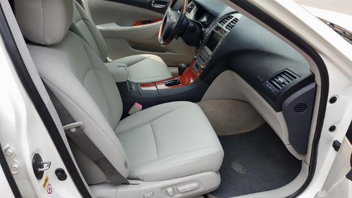 Bán Lexus Es350 màu trắng 2008 nhập Nhật chính chủ