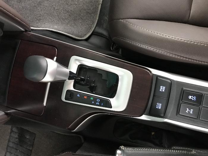 Bán Toyota Fortuner 2.8V 2 cầu số tự động máy dầu nhập khẩu INDONESIA T5/2019 màu đen VIP đi 8000km 14