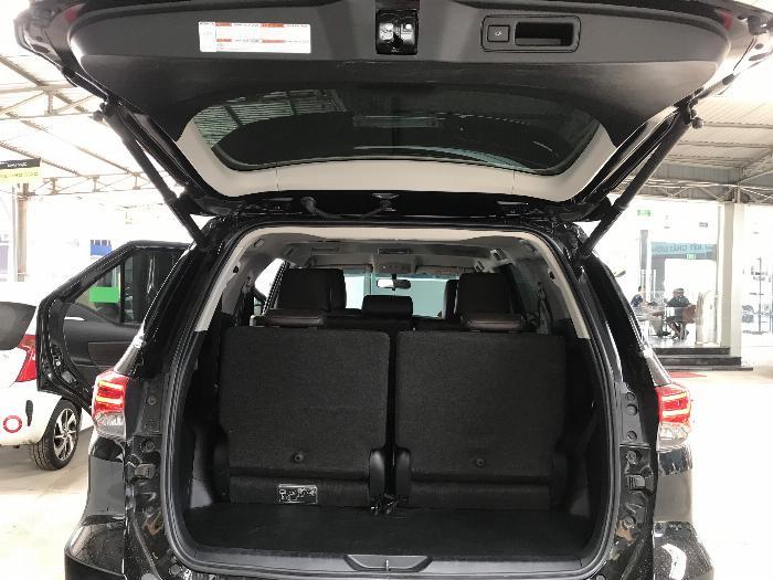 Bán Toyota Fortuner 2.8V 2 cầu số tự động máy dầu nhập khẩu INDONESIA T5/2019 màu đen VIP đi 8000km 23
