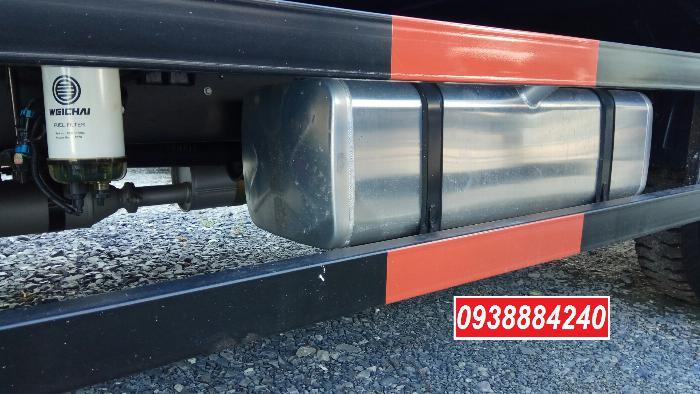 Bán trả góp xe tải Thaco Ollin500 Euro 4 đời 2019 tải 5 tấn Long An Tiền Giang Bến Tre trả trước 20% 7