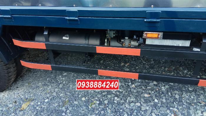 Bán trả góp xe tải Thaco Ollin500 Euro 4 đời 2019 tải 5 tấn Long An Tiền Giang Bến Tre trả trước 20% 8