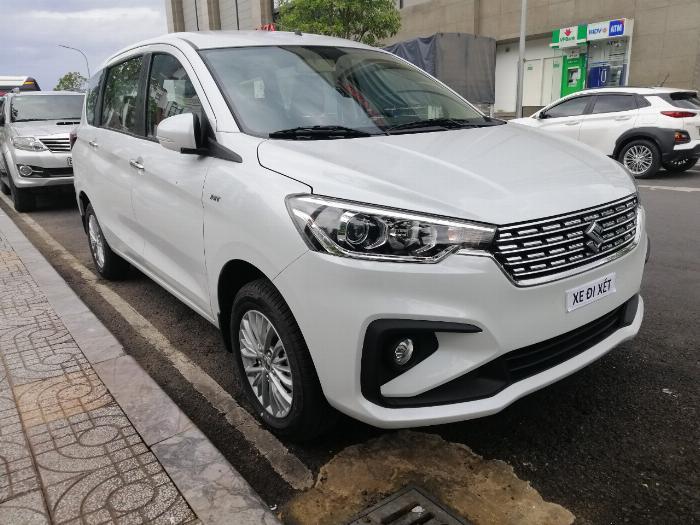 Suzuki Ertiga 2019 có mặt tại Cần Thơ giao ngay 0
