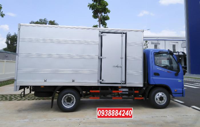 Bán trả góp xe tải Thaco Ollin500 Euro 4 đời 2019 tải 5 tấn Long An Tiền Giang Bến Tre trả trước 20% 6