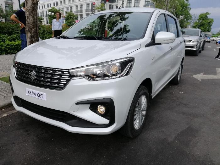 Suzuki Ertiga 2019 có mặt tại Cần Thơ giao ngay 9