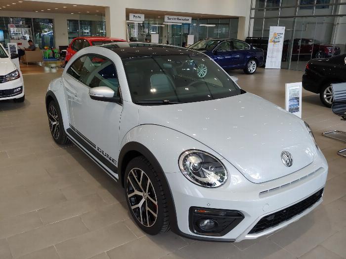 Volkswagen New Beetle sản xuất năm 2019 Số tự động Động cơ Xăng