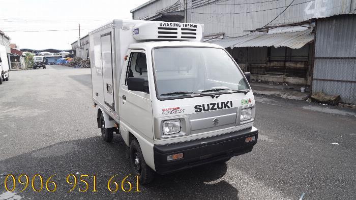 Xe  tải Suzuki 500kg,  xe mới trả góp lãi suất thấp