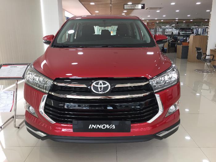Toyota Innova sản xuất năm 2019 Số tự động Động cơ Xăng