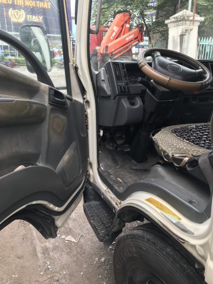 bán xe tải isuzu nmr đời 2011 thùng kín