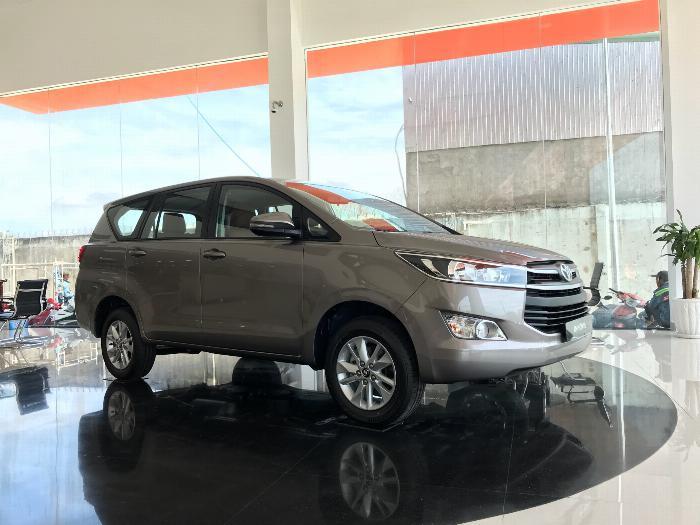 Khuyến Mãi Toyota Innova 2.0G Số Tự Động Tại Toyota An Thành Bình Chánh Xe Có Sẳn, Đủ Màu, Giao Ngay