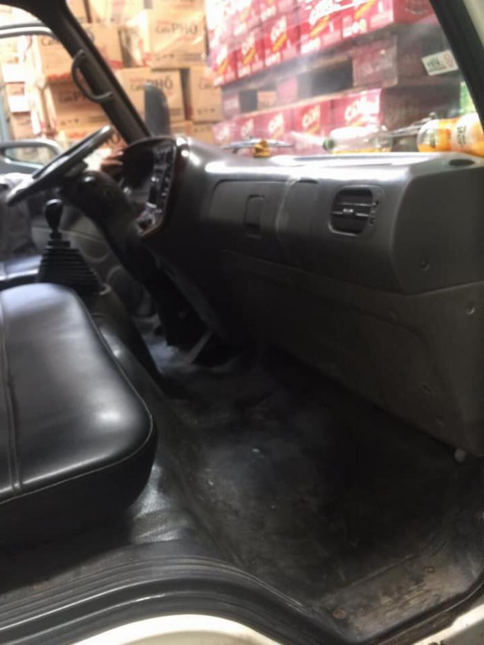 bán xe tải hyundai hd 65 đời 2012 thùng kín 0
