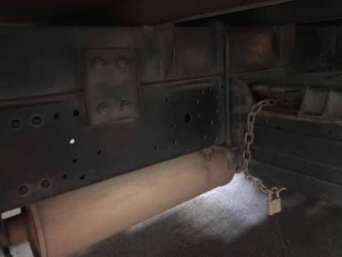 bán xe tải hyundai hd 65 đời 2012 thùng kín 4