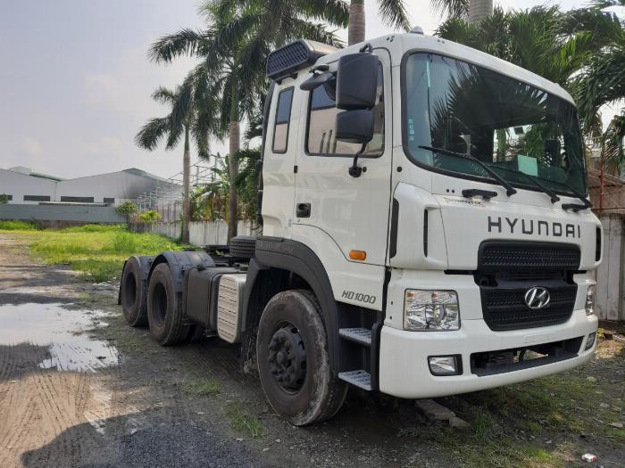 Báo Giá Đầu Kéo Hyundai HD1000 , Hyundai HD1000 Trả Góp 80%