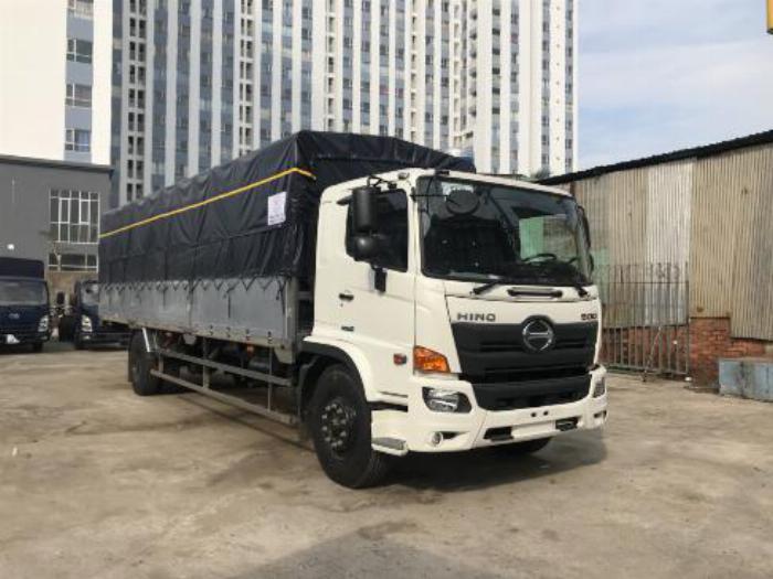 Đánh giá xe tải Hino 8 tấn